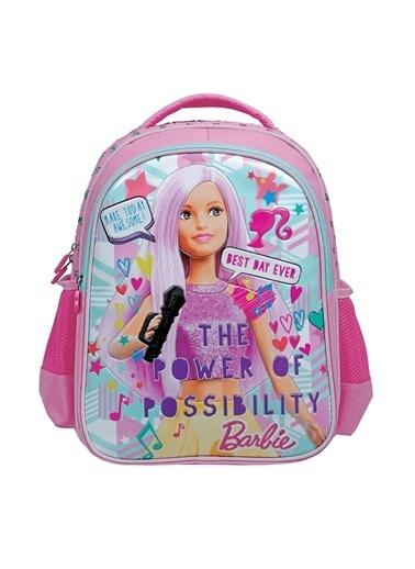 Barbie Popstar İlkokul Çantası 5037 Renkli